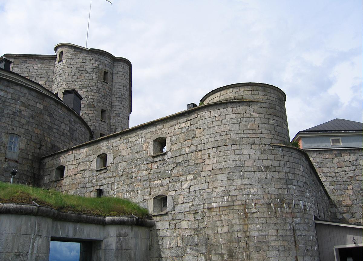 Vaxholms kastell